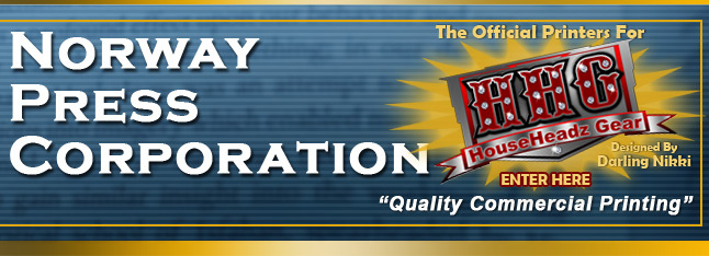 Norway Press Corporation---Quality Commercial Printing